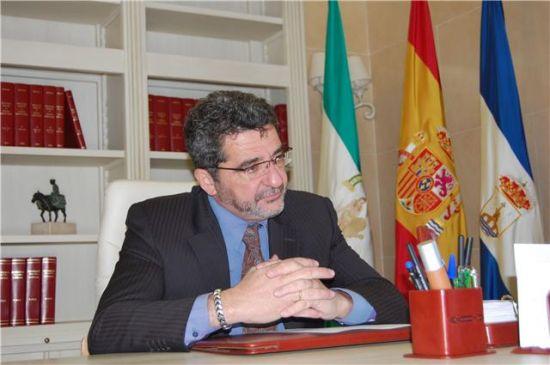 Antonio Gutiérrez Limones, alcalde de Alcalá de Guadaíra