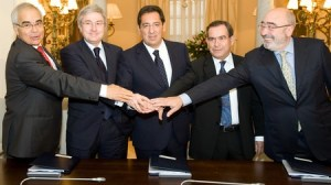 Con esta nueva integración, Caja Cívica la forman Cajasol, Caja Navarra, Caja Canarias y Caja de Burgos