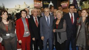 La Feria Internacional de Turismo se prolongará hasta el próximo domingo