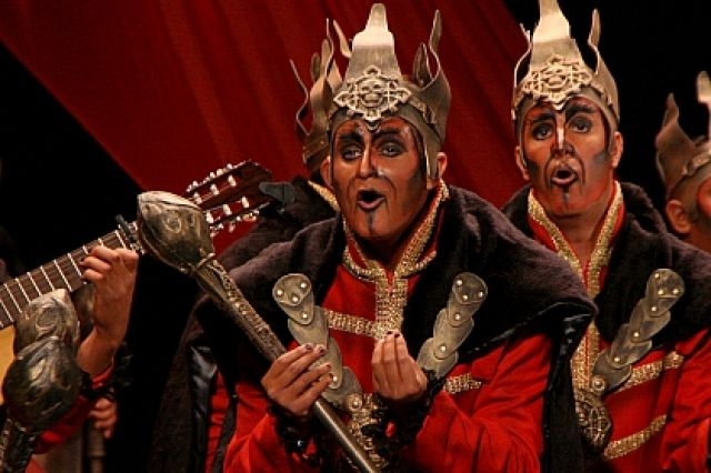 La comparsa de Chiclana 'Los Soberanos' actuará en el concurso de Pino Montano/Carnaval de Cádiz