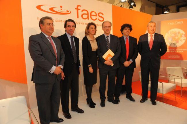 Zoido durante pesentación del informe 'Por un Estado autonómico racional y viable' de FAES
