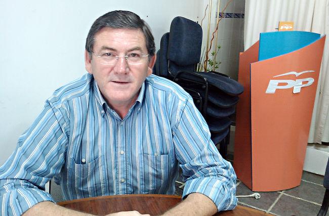 Antonio Martín, candidato del PP en Almensilla/Jesús Rodríguez