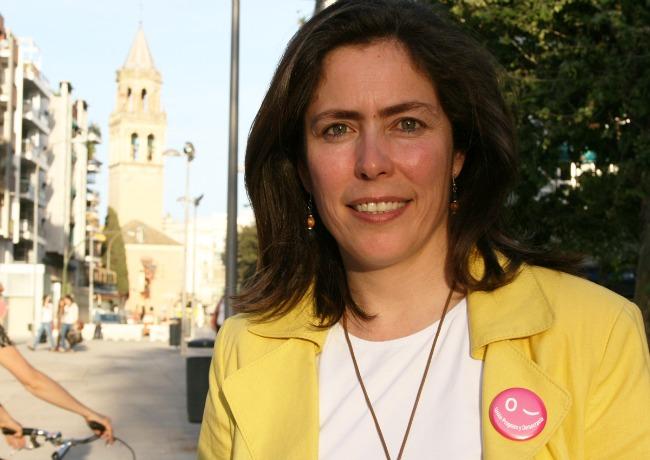 La candidata de UPyD ofrece su primera entrevista a Sevilla Actualidad/C. Rivas