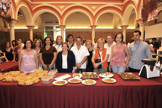 Ganadores del 2º Concurso de Recetas de Cocina/ S.A
