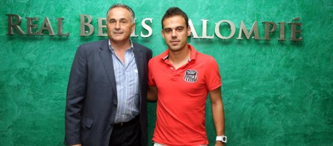 Imagen: www.realbetisbalompie.es