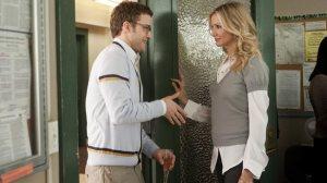 Diaz y Timberlake en una de las escenas de la película