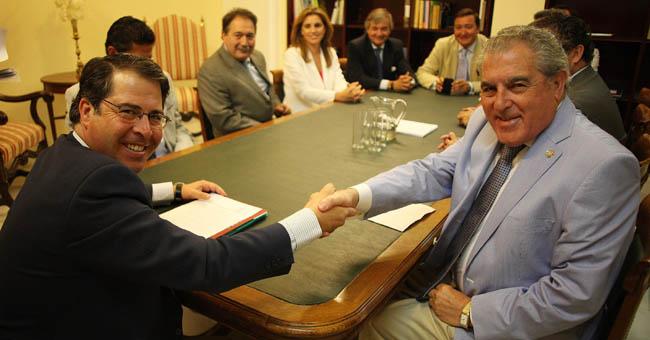 En el encuentro se ha fijado una próxima reunión para septiembre