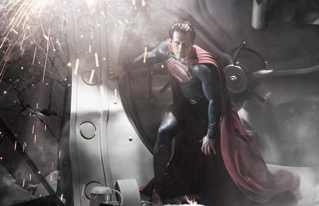 Henry Cavill es el nuevo Superman