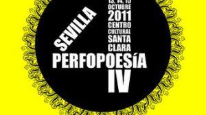 Cartel de Perfopoesía 2011 / SA