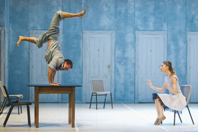 Imagen de la obra 'Upper' de Chinabaus Danza/ Luis Castilla