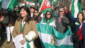 pilar-gonzalez-marcha-andalucista
