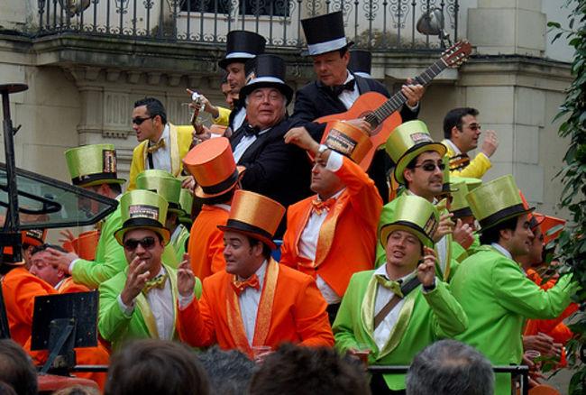 Dos desfiles amenizarán el Encuentro Iberoamericano del Carnaval/flickr