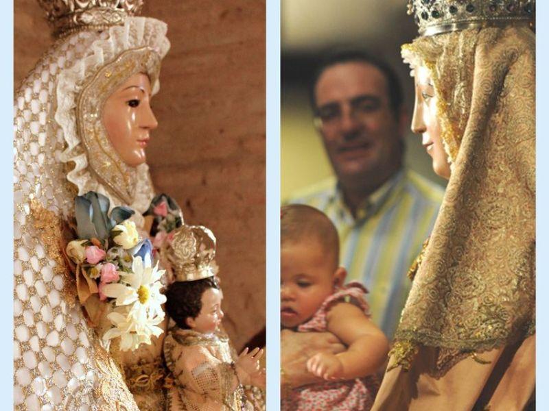 El 9 de agosto la Novena en honor a la Virgen de los Reyes estará dedicada a las intenciones de la Hermandad de Escardiel con motivo de la Venida de la Virgen a Castilblanco que tendrá lugar este sábado 11 de agosto