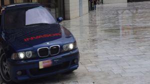 Los productores de la película ofrecieron una persecución de coches en Plaza de Armas/Ángel Espínola