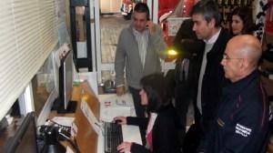 Cecop se integra en el sistema de emergencias 112 / SA