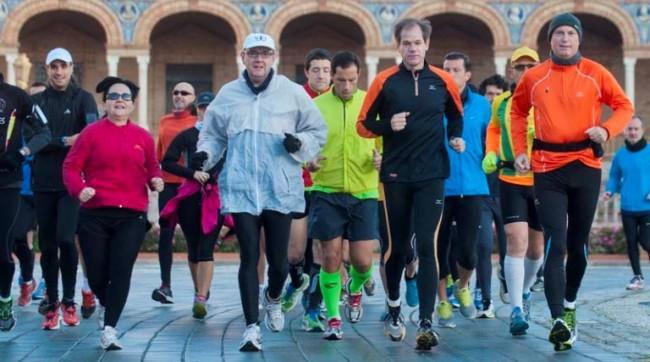 El ilustre Abel Antón estará en la línea de salida del maratón / Maratón Ciudad de Sevilla