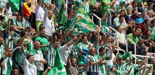 Cuatro aficionados béticos fueron agredidos en San Sebastián / REALBETIS