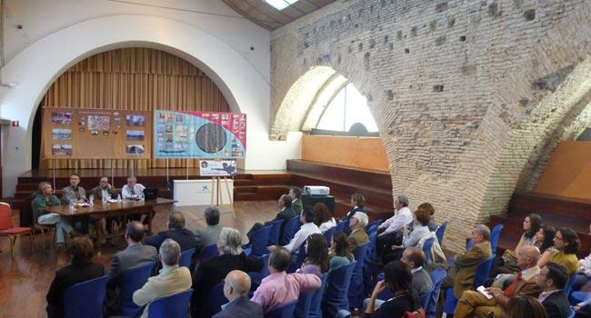 La Consejería de Cultura y la Fundación Atarazanas se reunieron para valorar la apuesta por las Reales Atarazanas de Sevilla / Sevilla Actualidad
