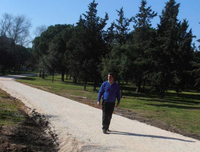 Parque infanta elena