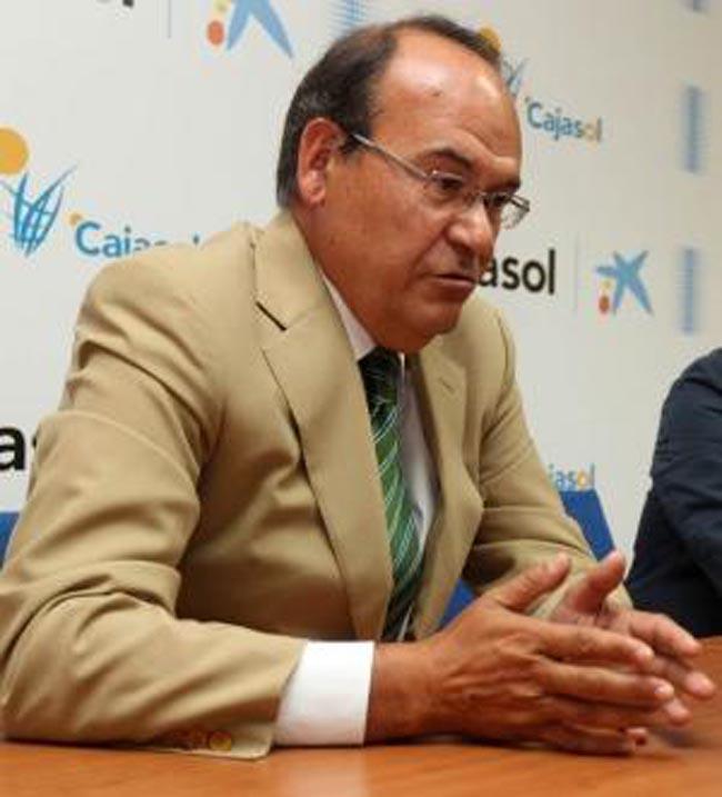 jose aguilar ex presidente cajasol