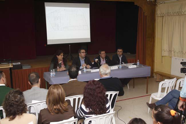 Presentacion proyecto ampliacion y remodelacion del colegio Juan Hidalgo 1