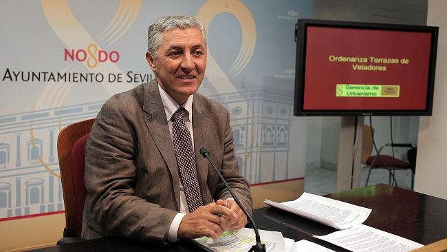 El delegado, Maximiliano Vílchez, en una imagen de archivo/ SA