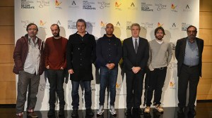 Imagen acuerdo Gas Natural Fenosa Academia Cine Itinerante