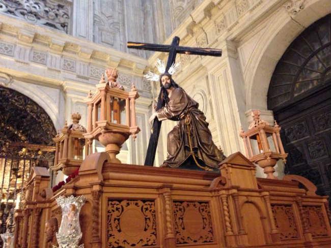 Cristo de la Corona