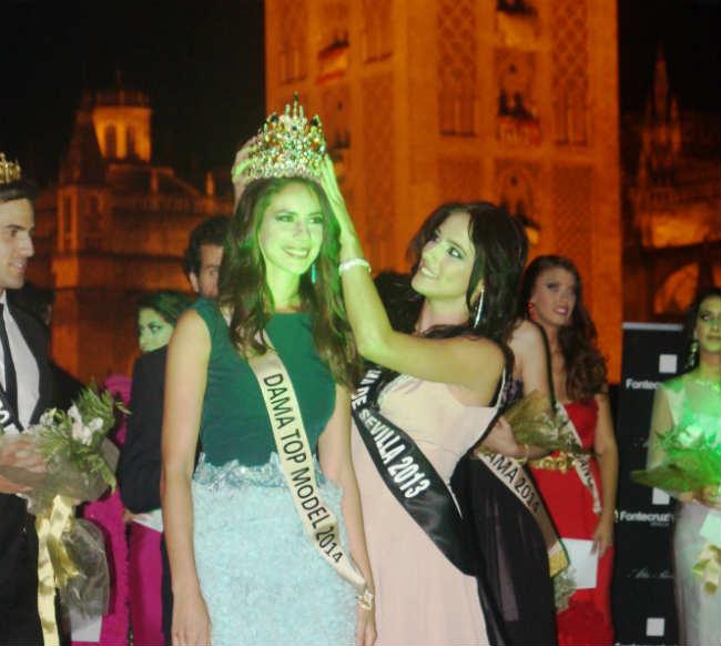 Corona Dama de Sevilla