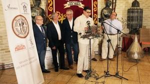 presentacion mesa del turismo-francisco amador