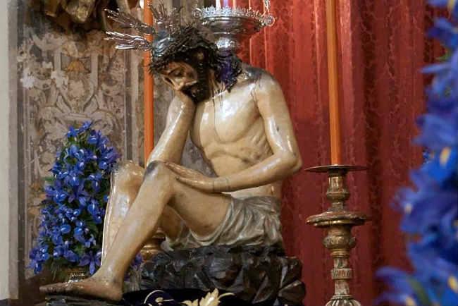 cristo humildad