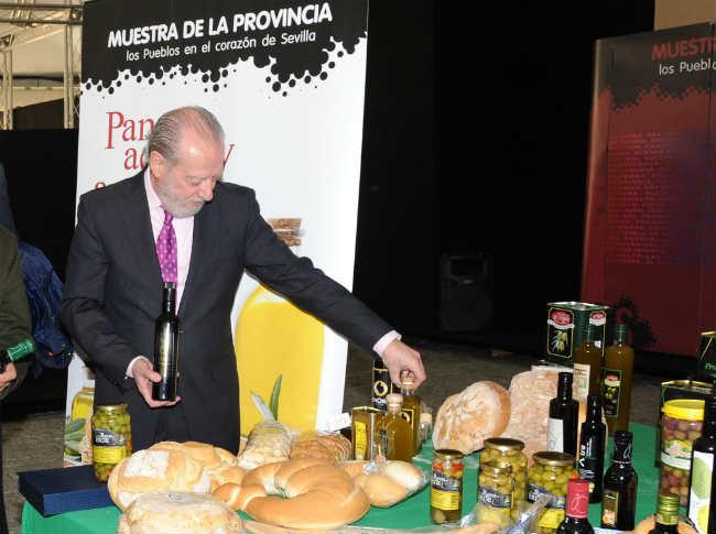 02-060215 Feria Pan Aceite y Aceitunas