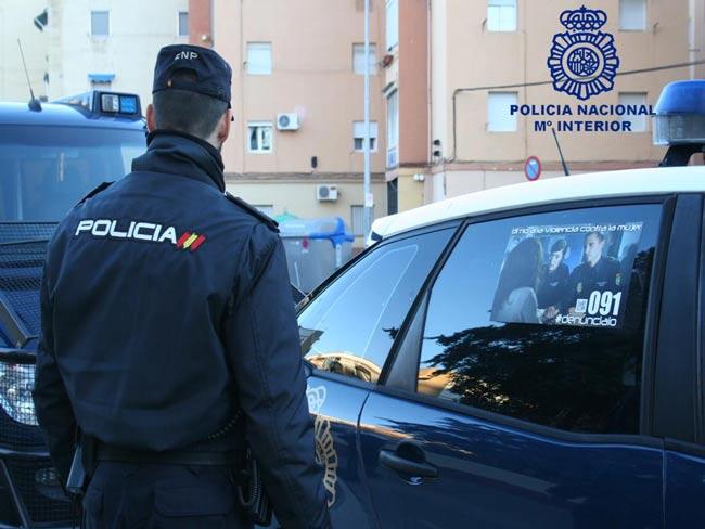 PEGATINAS-POLICIA