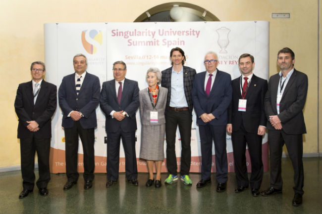 inauguracion-Singularity-University-Summit-Spain