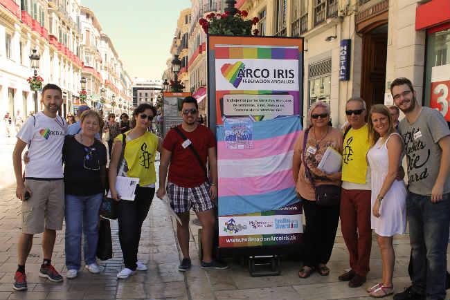 Orgullo trans Malaga