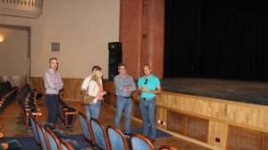 visita teatro