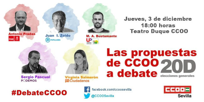 Debate-CCOO