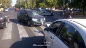 accidente ciclista coche 1