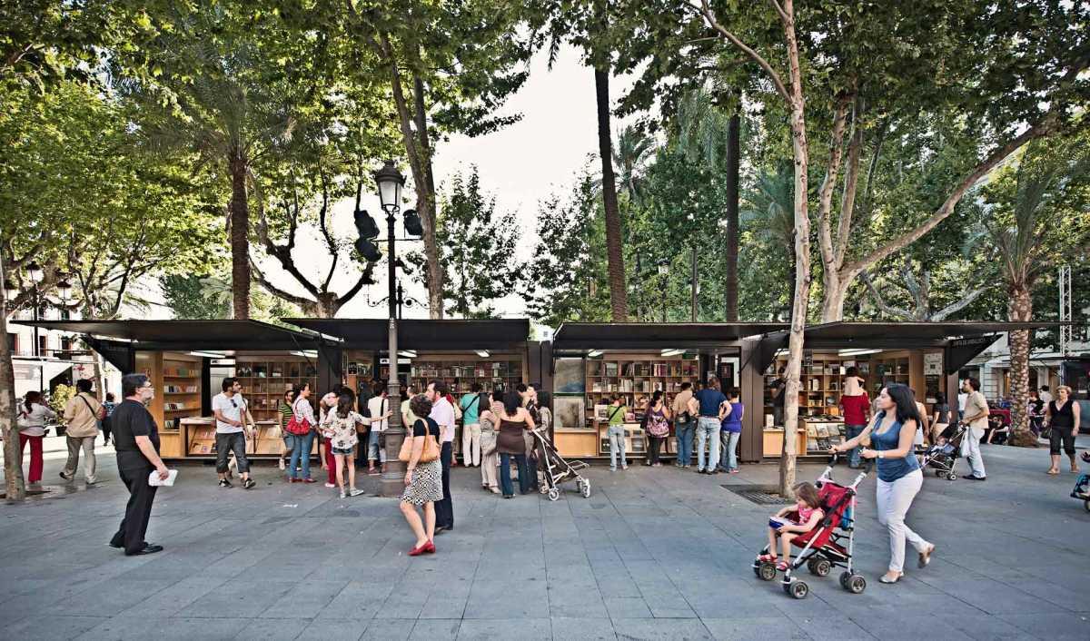 Feria libro Sevilla