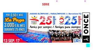 25 ANV JUEGOS BARCELONA 92 130917