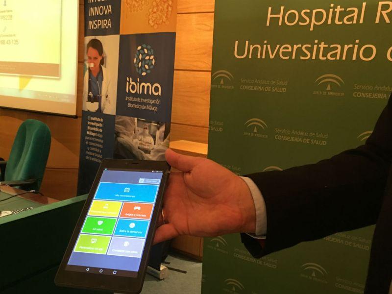 Demencia SMART4MD proyecto europeo 2