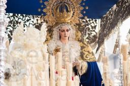Virgen de Jesús resucitado