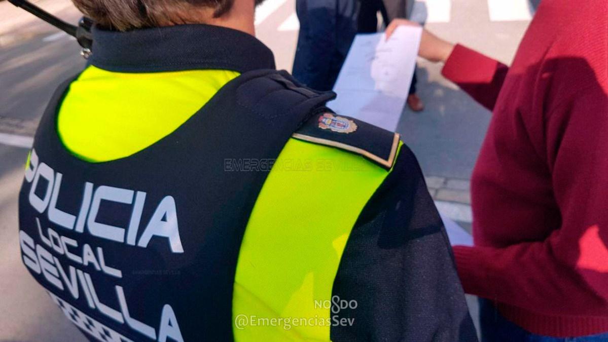 Policía Local /@EmergenciasSev
