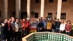 Presentación cartel orgullo LGTBI 2018 / SA