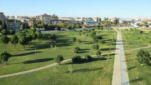 Parque Guadaíra /La bella sombra