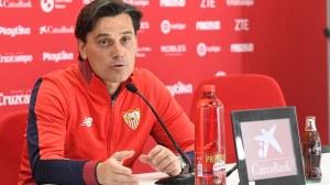 Montella /Sevilla FC