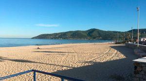 Playa de Getares, en Algeciras /@antonioj_campos