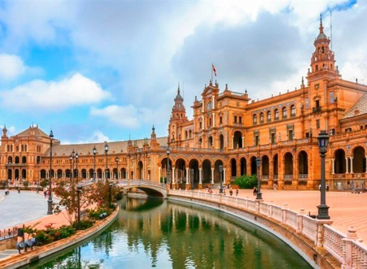 Plaza de España /SA