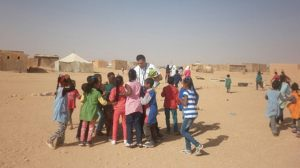 Campamento saharaui /SA