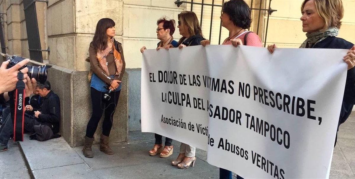 Víctimas de Javier Criado /Veritas